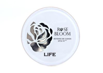 Rose Bloom Whitening BB Cushion